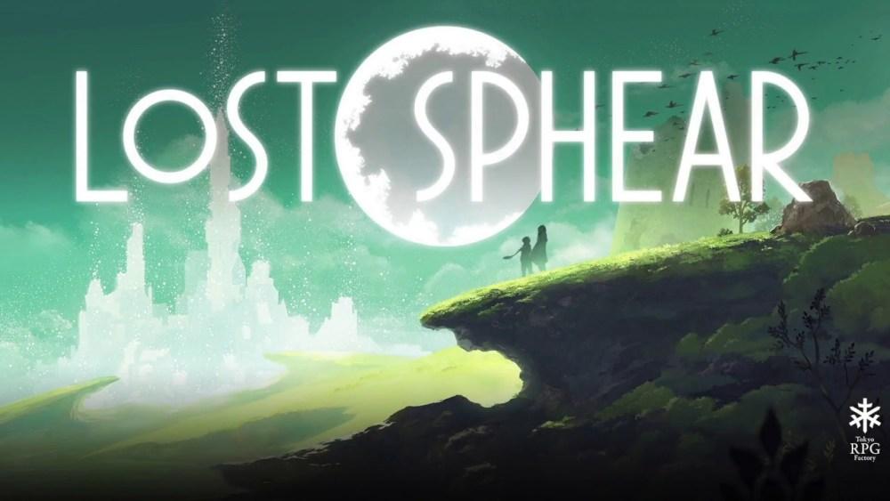 Lost Sphear - nuevo RPG de Square Enix (trailer) - main visual