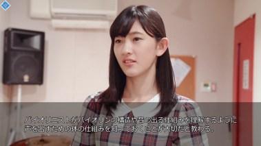 Kawamura Ayano (川村文乃) - voice trainning - 03