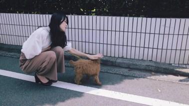 Yajima Maimi - ISEKI「街 feat.矢島舞美」MV (2017年10月25日発売『AOR FLAVA -silky red-』収録)_003