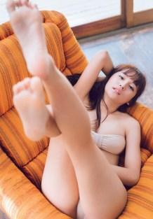 Asakawa Nana en la revista FLASH (2017-12-26) #浅川梨奈