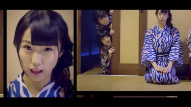 Niji no Conquistador - Futari no Spur (video musical)_021