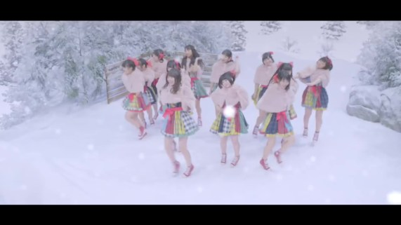 Niji no Conquistador - Futari no Spur (video musical)_050