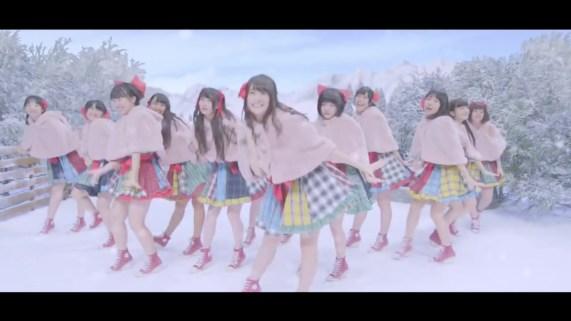 Niji no Conquistador - Futari no Spur (video musical)_052