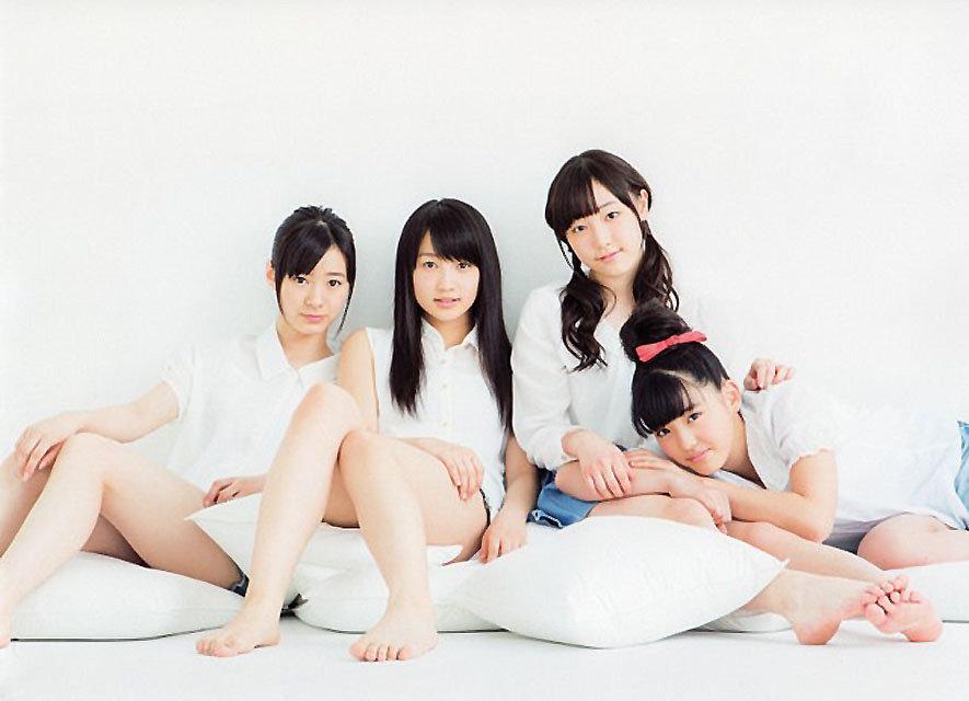 Fukumura Mizuki, Ikuta Erina, Magazine, Sayashi Riho, Suzuki Kanon