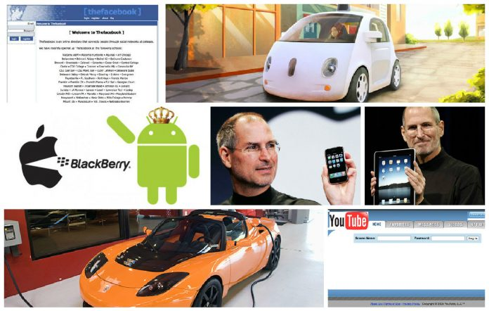 7 Inventions in last 10 years