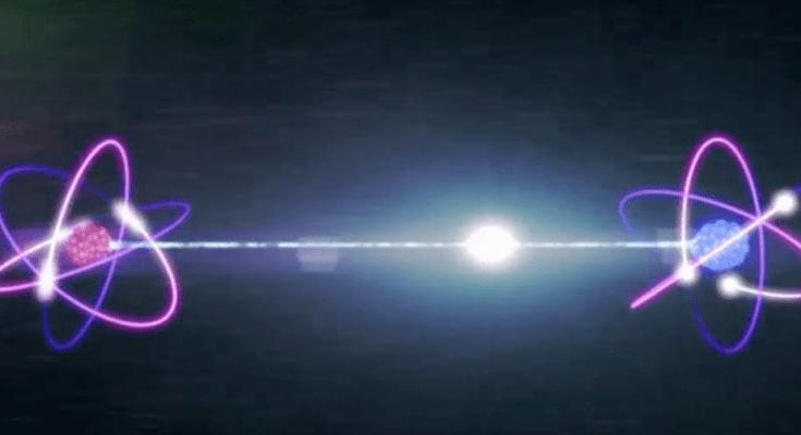 Quantum-Entanglement-Science-and-God-Universe-Atoms-Particles-Hadron-Collider-Connection-Faith-Mechanics-How-It-Works-Christ-Online-Offline