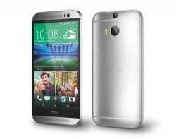 HTC Launches its One M8 Eye Smartphone.