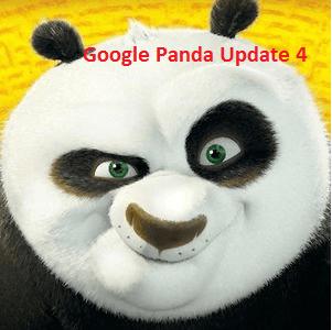 Google Panda 4 update