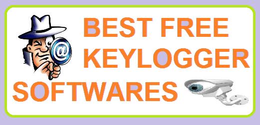 best free keylogger softwares