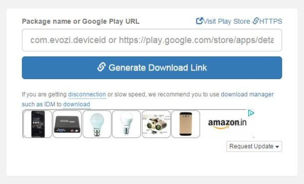 How to Download APK Files Directly from Play Store