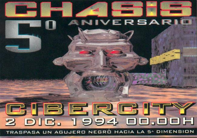 Chasis_5 aniversario
