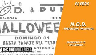 flyers_n.o.d._-_ribarroja_valencia_domingo_31_halloween
