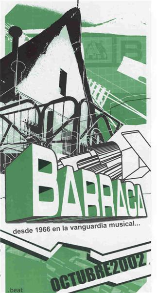 Barraca Octubre 2002