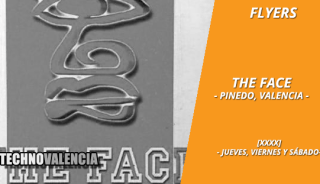 flyers_the_face_-_xx_jueves_viernes_sabado