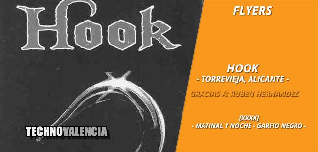 flyers_hook_torrevieja_alicante_xxxx_matinal_y_noche_-_garfio_negro_ruben_hernandez