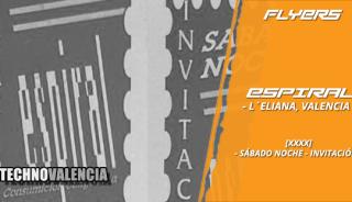 flyers_espiral_-_la_eliana_sabado_noche_invitacion_rojo
