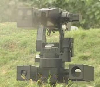 Korean-guard-robot