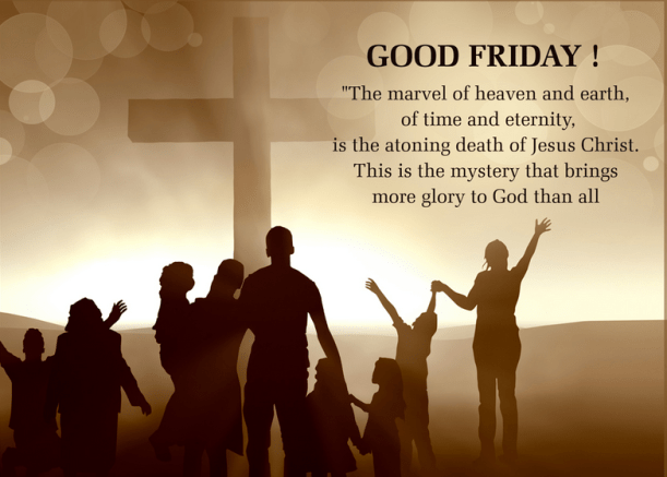 Good Friday Images 2015