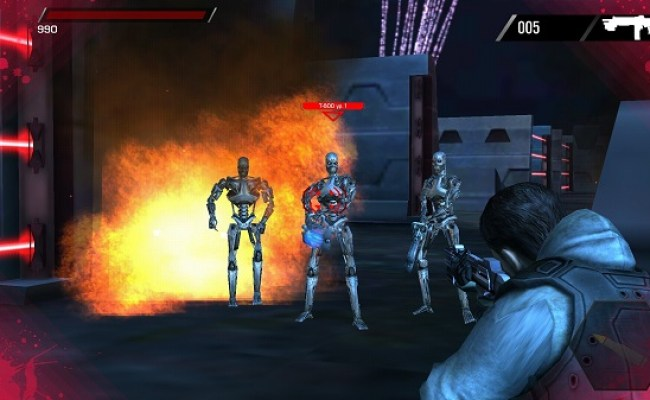 How To Download Terminator Genisys Revolution Game For