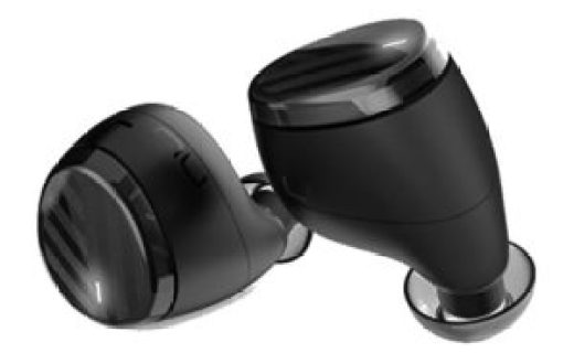 Optoma NuForce BE Free5 Truly Wireless Earbuds