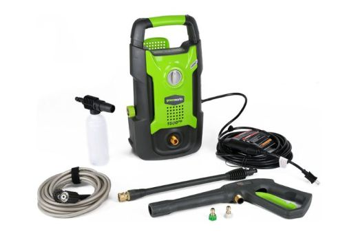 Greenworks 1500 PSI 13 Amp electric pressure washer