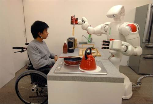 How robots have transformed the life of human beings (4)