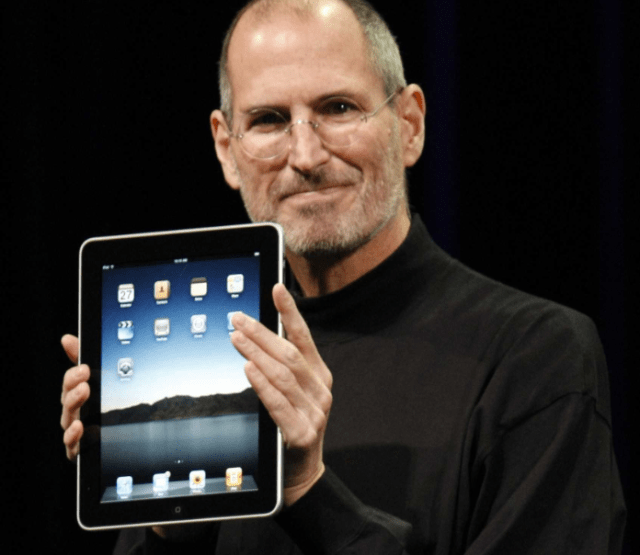 apple's Ipad crp