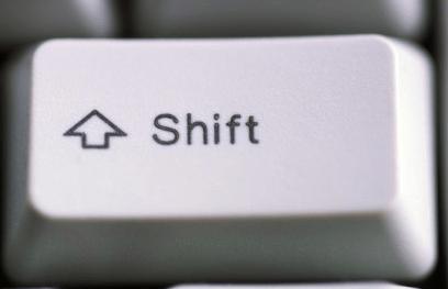 shift crp