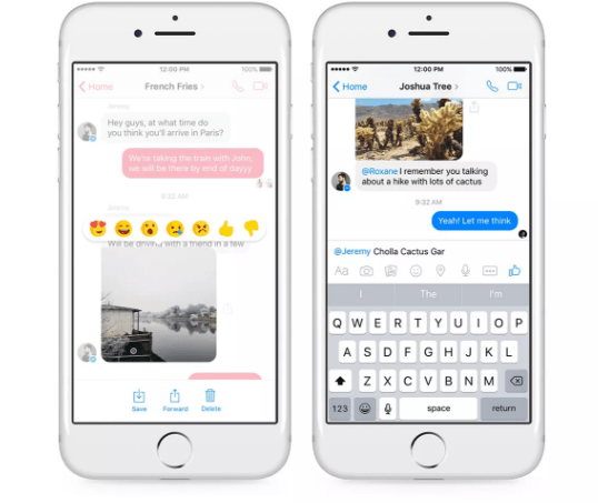 facebook messenger new feature