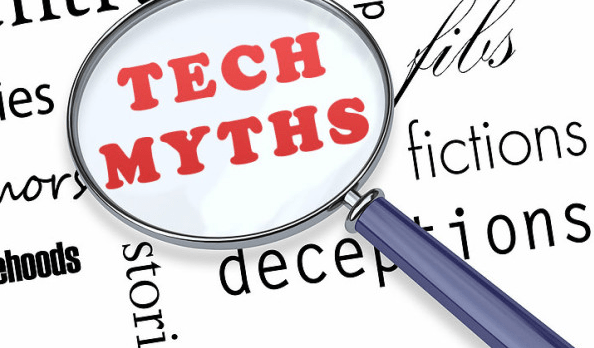 tech myths