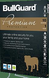 BullGuard Premium Protection Discount