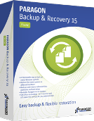 Paragon Backup & Recovery 15 Home Discount