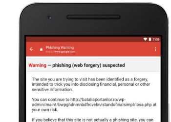 gmail android phishing