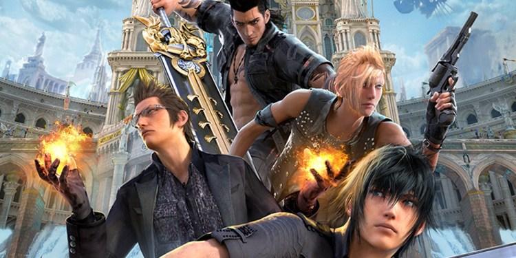 รีวิว Final Fantasy XV A New Empire
