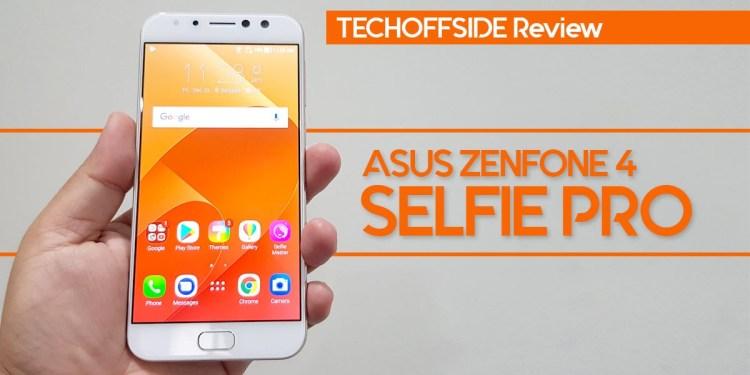 รีวิว Asus Zenfone 4 Selfie Pro ราคา