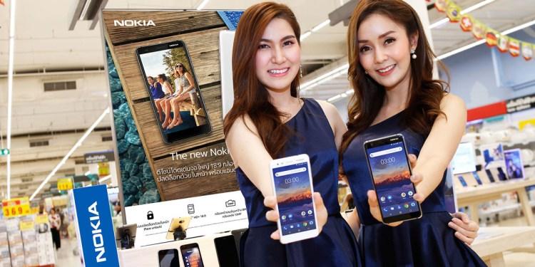New Nokia 3.1 ราคา