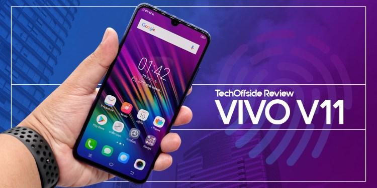 รีวิว Vivo V11 ราคา