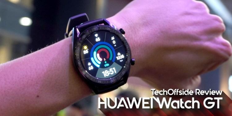 รีวิว HUAWEI Watch GT
