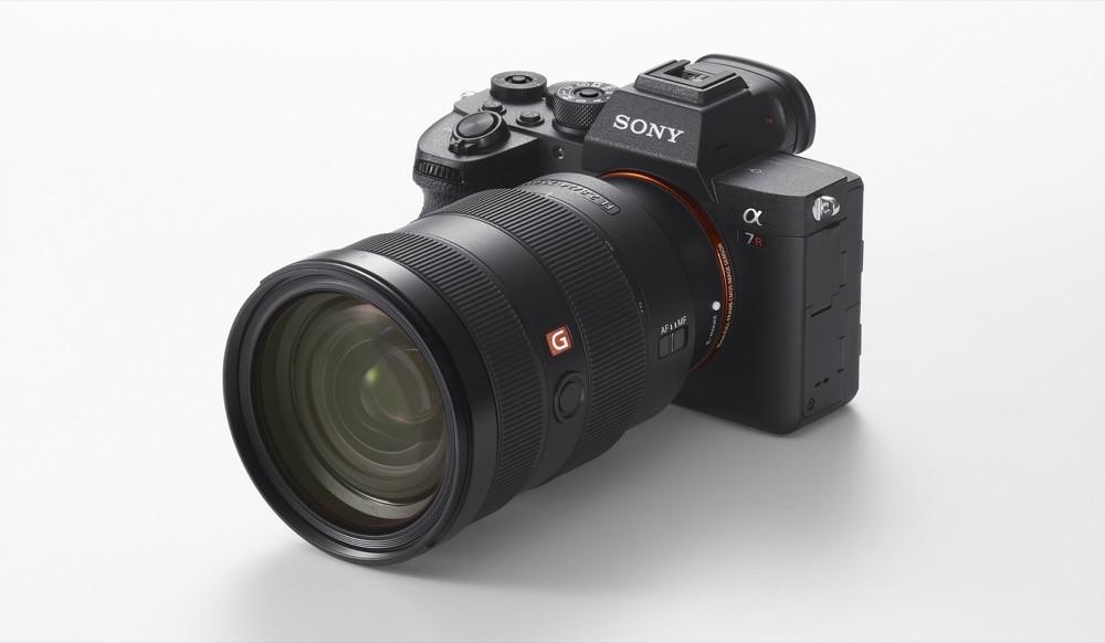 Sony α7R IV Sony RX100 VII