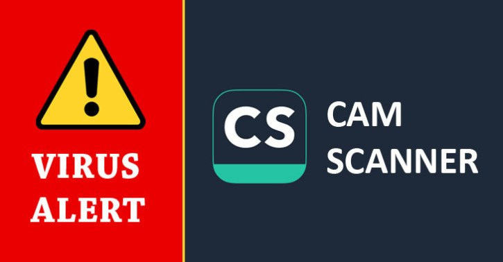 Malware Found in CamScanner Android App