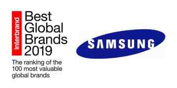 Samsung Electronics 6th Interbrand