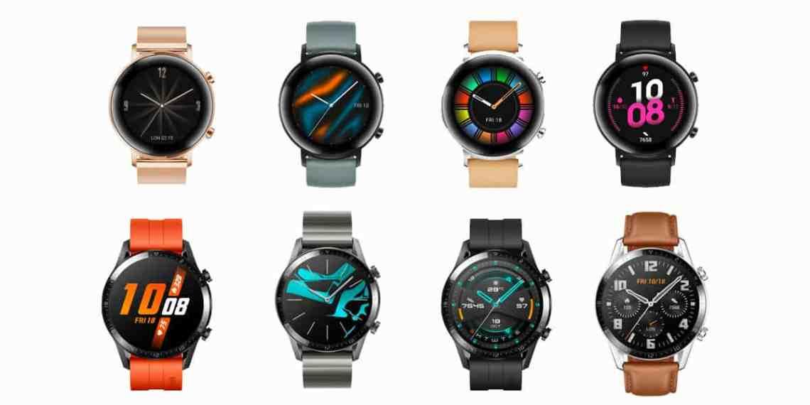 ล้ำหน้าโชว์ Huawei Watch GT2 ทำยอดขายได้ 1 ล้านเรือนภายใน 45 วัน Huawei Watch GT 2 HUAWEI