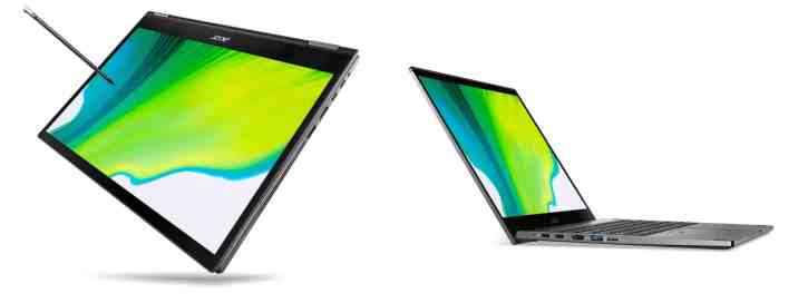 CES 2020 Acer Spin 5