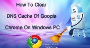Flush Dns In Chrome