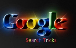 Cool Google Search Tricks (Part -1)
