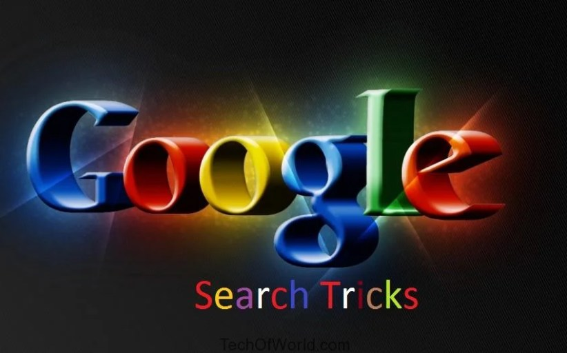 Cool Google Search Tricks (Part -1)