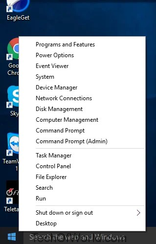 windows 10 run command shortcut