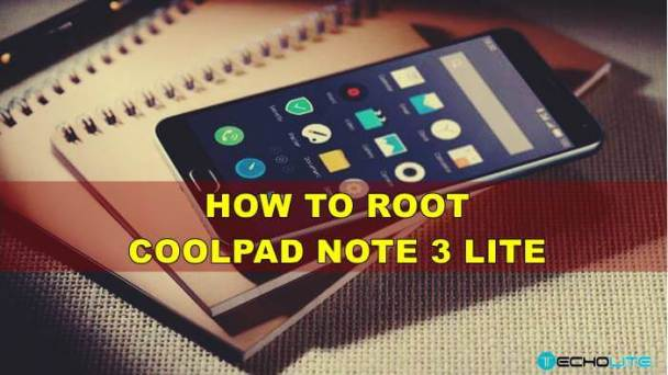 coolpad note 3 lite banner