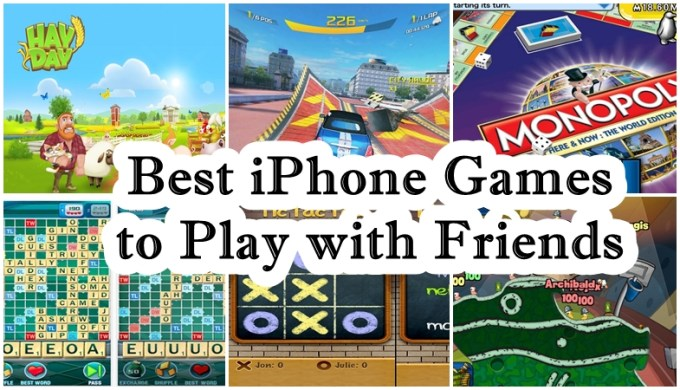 Top 25 online multiplayer games for Android/iOS via WiFi ...