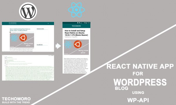 How to Create a React Native App for Your WordPress Blog Using WP-API